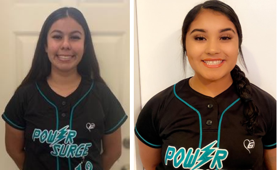 Two More College Signings: Nina Gamez 2021 middle infielder/utility and Sammy Casillas 2021 catcher