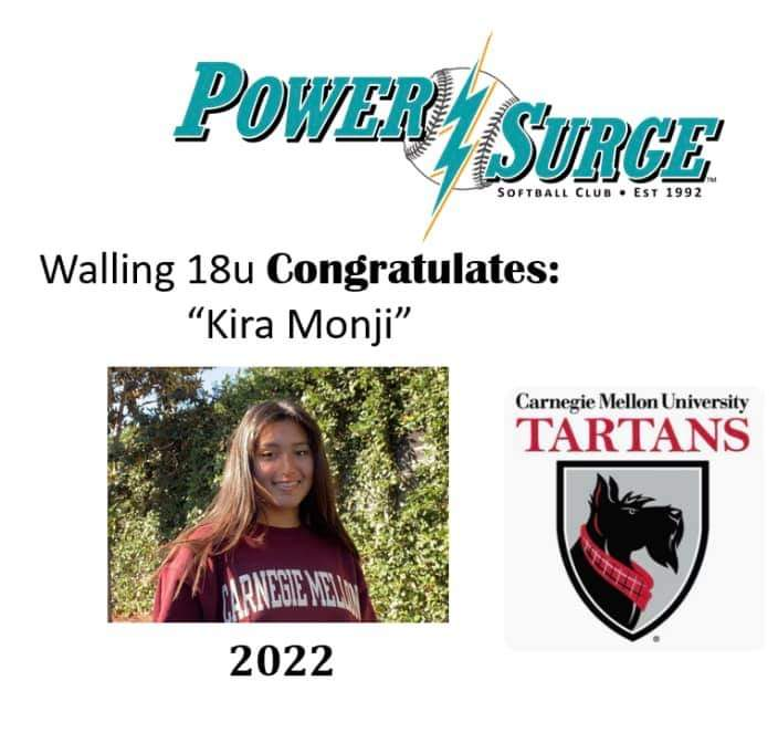 Kira Monji Signs With Carnegie Mellon